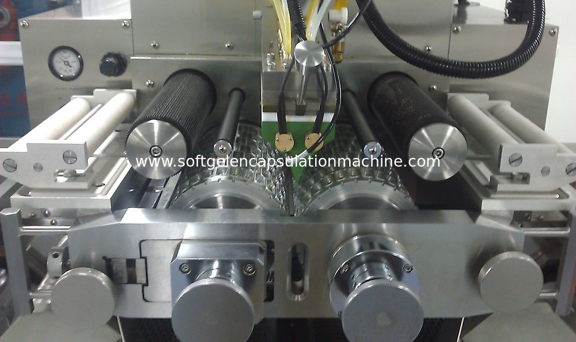 Large Scale Softgel Encapsulation Machine For Pharmaceutical Industry
