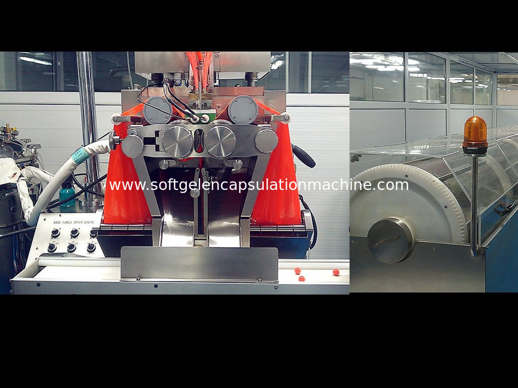 Large Capacity Paintball Making Machine Full Automatic With PID Temperature Control